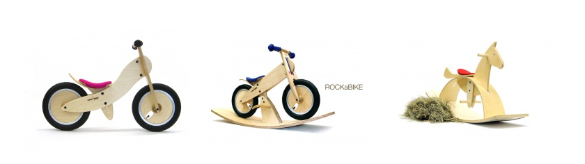 mini, fjolna rockabike