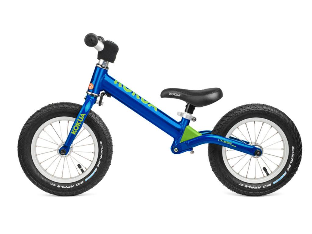 rowerek biegowy likeabike kokua jumper kolor ocean